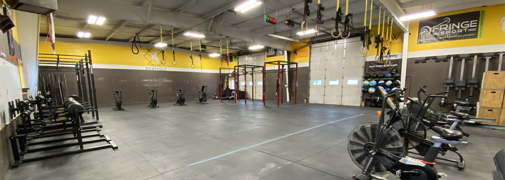 Why CrossFit Brown N Gold Is Ranked One Of The Best Gyms In Campbell County WY
