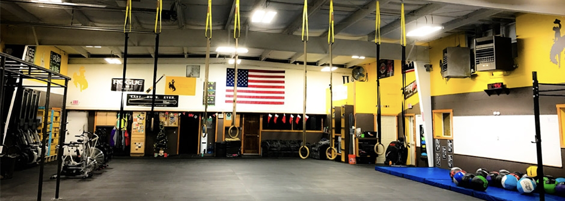 CrossFit Gym near Gillette WY
